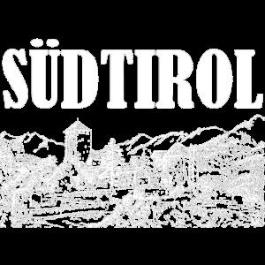SÜDTIROL - Schloss Tirol (Weiß)