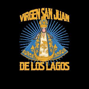 Virgen San Juan De Los Lagos. Jalisco