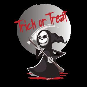 Creepy Reaper Trick or Treat