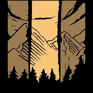 Berge Wandern Bergsteigen Bergliebhaber