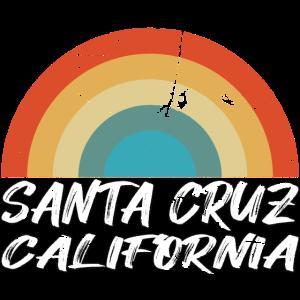 Santa Cruz Vinatge Retro