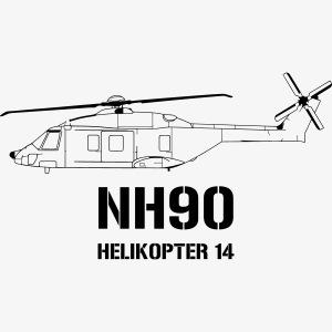Helikopter 14 - NH 90