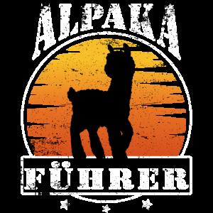 Alpaka Führer used Look Wanderung