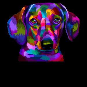Dachshund Dackel Teckel Motive für Hundeliebhaber