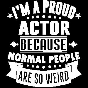 Schauspieler