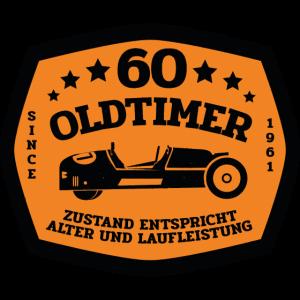 60 Geburtstag Jahrgang 1961 Oldtimer Sprüche