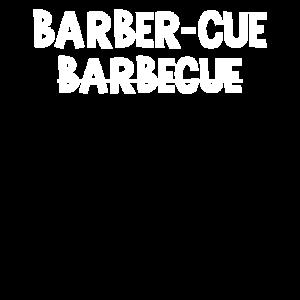 Barber-cue Barbecue Lover Geschenk