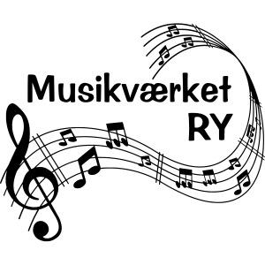 Musikværket Ry (sort tryk)