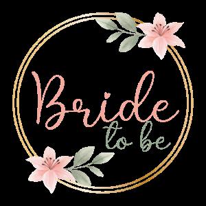 Pink Eucalyptus - Bride to be