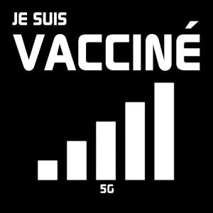 Je suis vacciné