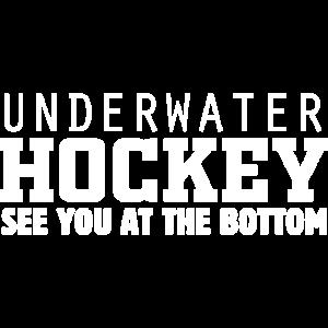 Unterwasser-Hockey See You At The Bottom Workout S