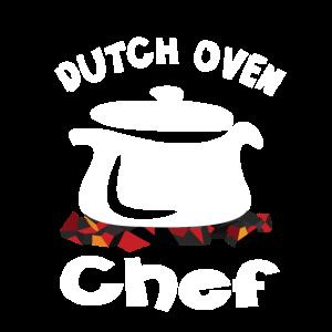 Dutch Oven Chef Geschenk