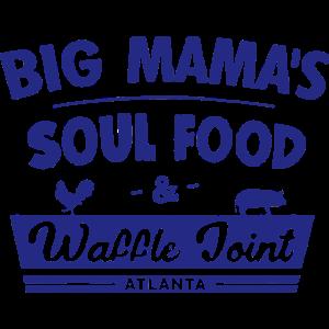 Big Mama s Soul Food Vintage Diner lustiges Essen