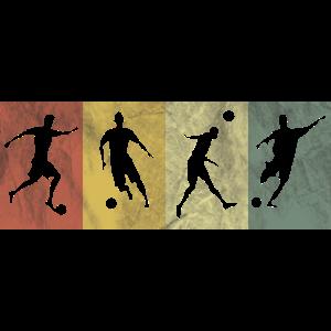 Fußball Fußballspieler Fußballer Verein Mannschaft