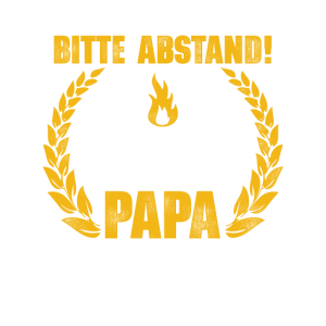 Papa Grillen Grillparty Barbecue Grill