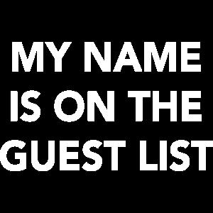 Gästeliste