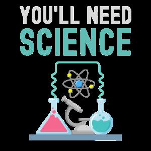 Ihr alle braucht Wissenschaft