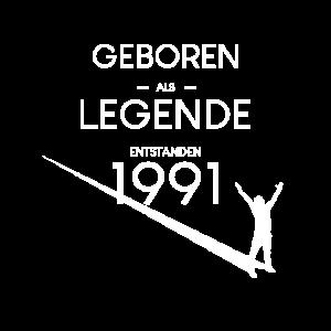 Legende 1991 30 Jahre Alt Geburtstag