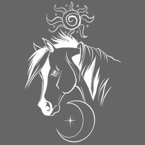 Horsemoonsun
