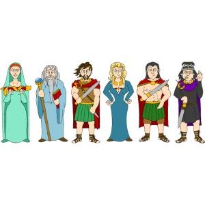 Arthurian Characters