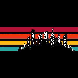 Skyline Stadt