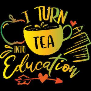 Ich mache Tee zu einer Wissenschaft :)
