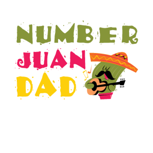 Vatertag Nummer Juan Papa