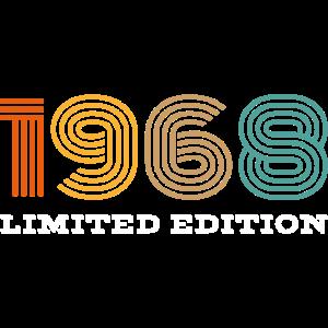 Limited edition Geschenk Geburtstag Jahrgang