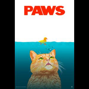 Underwater Cat