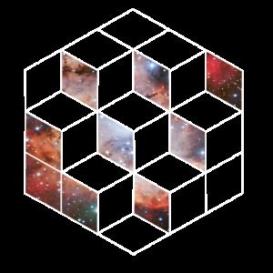 Geometrie Galaxie