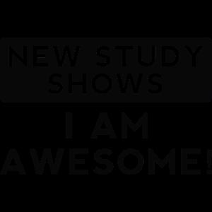 Neue Studie zeigt, dass ich ehrfürchtig bin