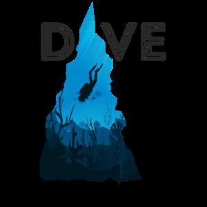 Scuba Diving Diver Dive