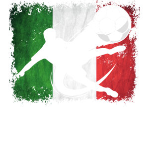 Italien Italia Fußball italienische Flagge Fan