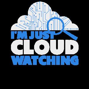 Programmierer Entwickler Cloud Computing Cloud