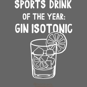 Gin Isotonic Sports Drink Of The Year