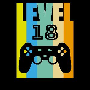 Level complete Geschenk Geburtstag Jahrgang Lustig