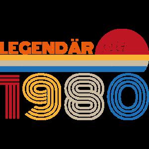 Legendär Geschenk Geburtstag Jahrgang Lustig
