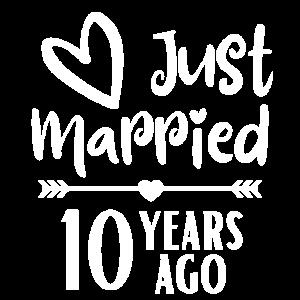 10. Hochzeitstag Geschenk