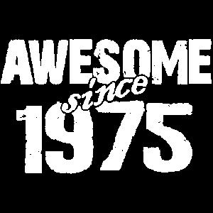 Geboren 1975 seit 1975 aussergewöhnlich