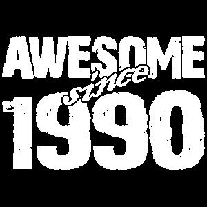 Geboren 1990 seit 1990 aussergewöhnlich