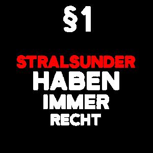 §1 Stralsunder Haben Immer Recht Stralsund