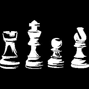 schachfiguren chess turnier club pawn king