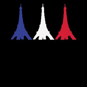 Frankreich Franzose National Feiertag Geschenk