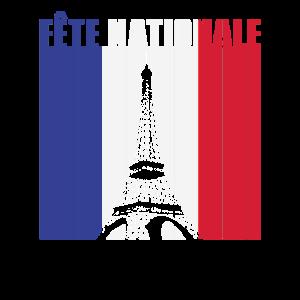 Frankreich Fete Nationale National Feiertag