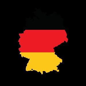 Deutsche Flagge Fahne Fußball Germany