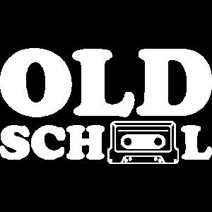 oldschool klassiker tape kassette symbol