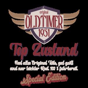 Jahrgang 1951 Oldtimer Top Zustand Geburtstags