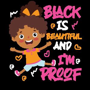Black Is Beautiful Pride Girl