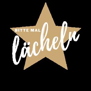 BITTE MAL LÄCHELN