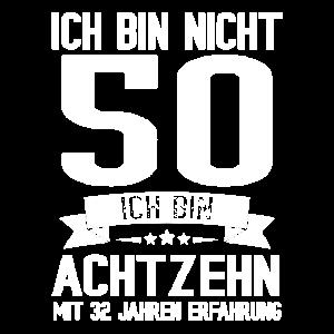 50. Geburtstag 50 Jahre Geburtstagsparty Geschenk